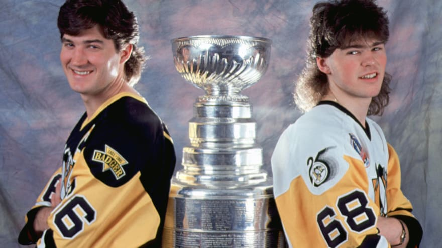 Which players have scored the most points in NHL postseason history?
