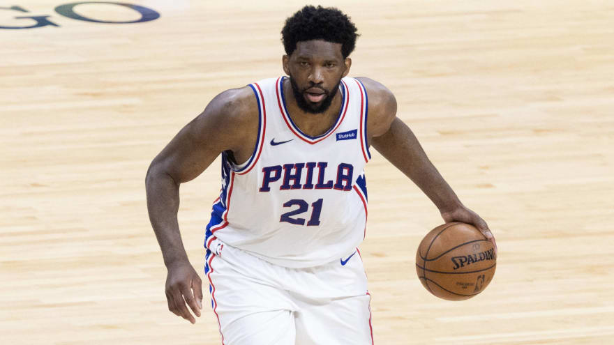 Old Embiid tweet goes viral after Drummond signs with 76ers
