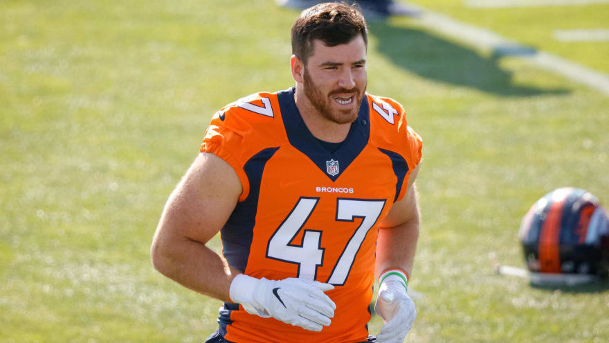 Broncos LB Josey Jewell out for year with torn pectoral