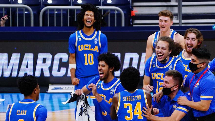 UCLA stuns Alabama in OT, reaches Elite 8