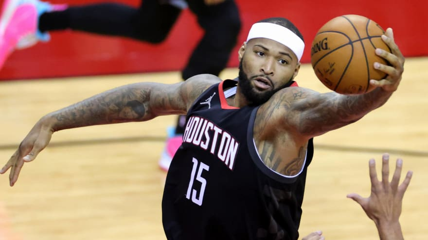 Rockets guarantee DeMarcus Cousins' 2020-21 salary