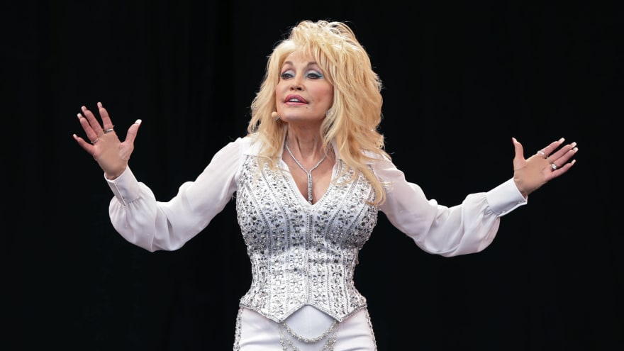 Dolly Parton on her $1 million COVID vaccine donation: 'I probably get a lot more credit than I deserve'