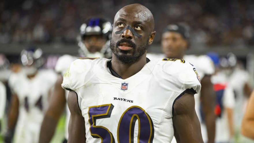 Ravens place four defensive players on COVID list
