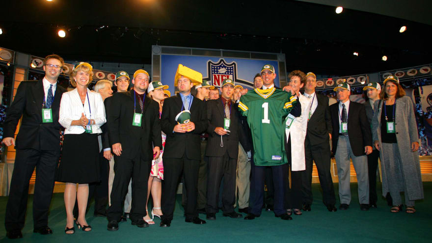 Ranking the best QB classes in NFL Draft history