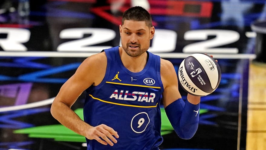 Bulls land Nikola Vucevic in four-player trade with Magic