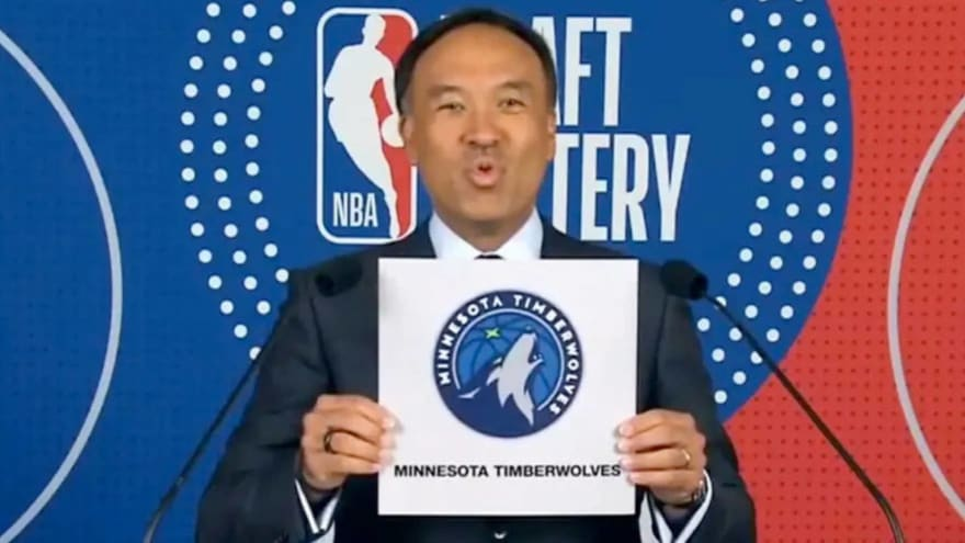 2020 NBA first-round mock draft: Minnesota selects...