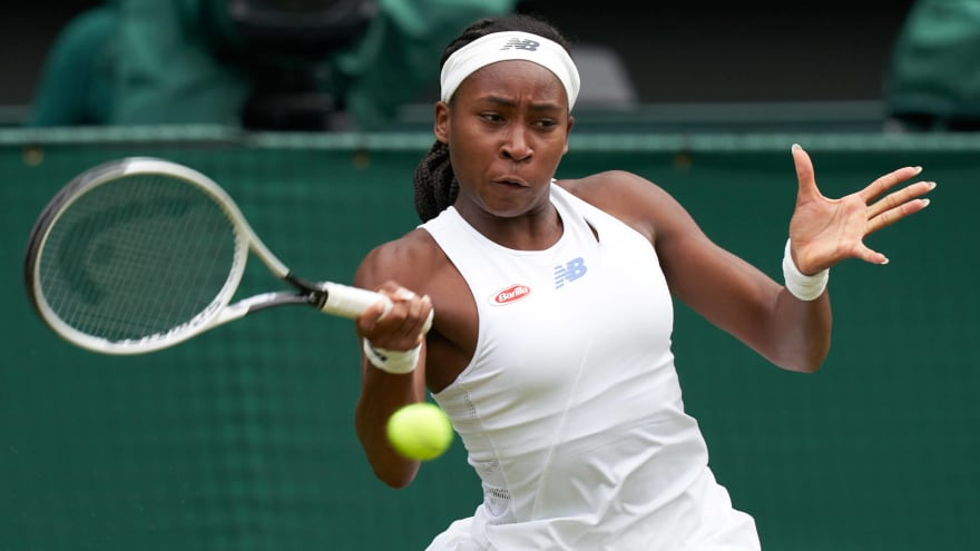 Coco Gauff positive for COVID, withdraws from Olympics