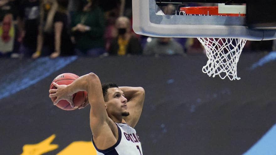 Four best fits for Gonzaga star Jalen Suggs in 2021 NBA Draft
