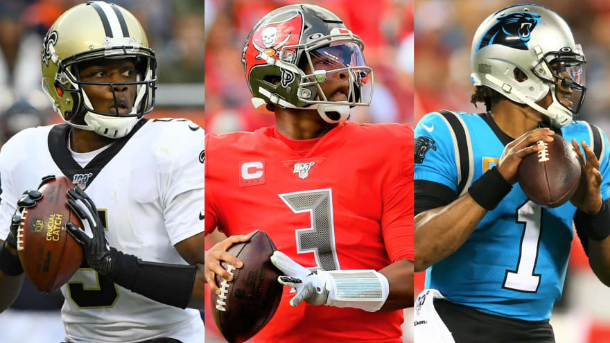 2020 NFL QB market is loaded, but are there enough destinations?