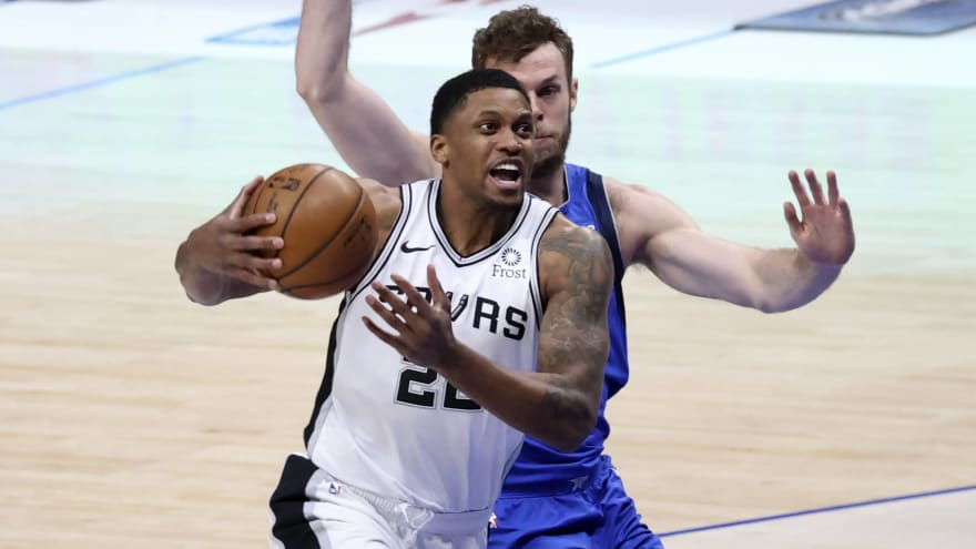Rudy Gay to sign two-year, $12.1M deal with Utah Jazz