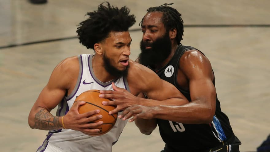 James Harden: Nets 'in a whole different mindset'