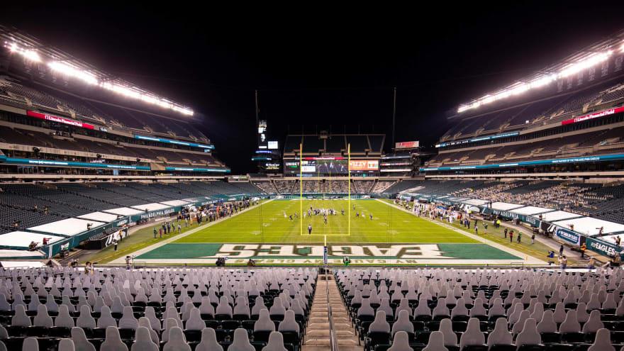 Eagles planning for full capacity for 2021 NFL season