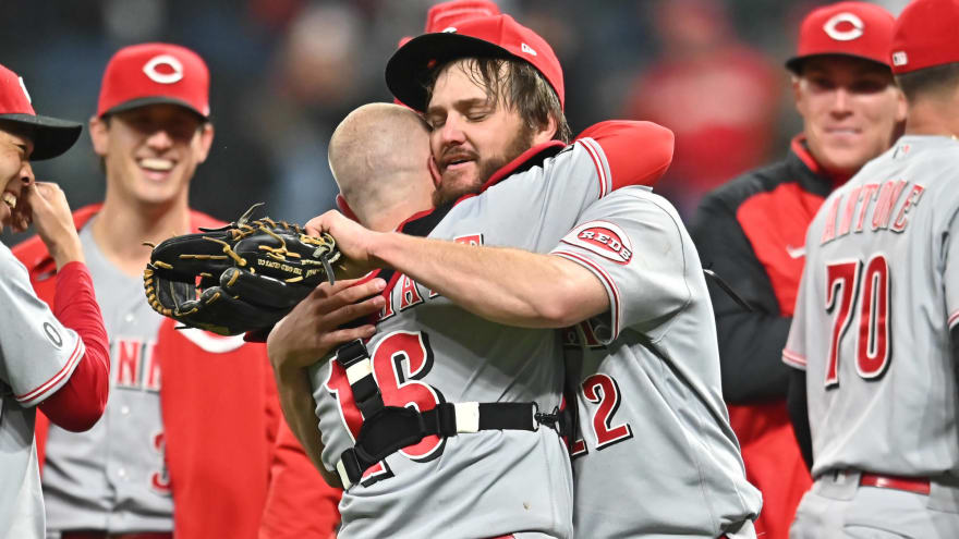 Wade Miley credits son's good-luck tattoo for no-hitter