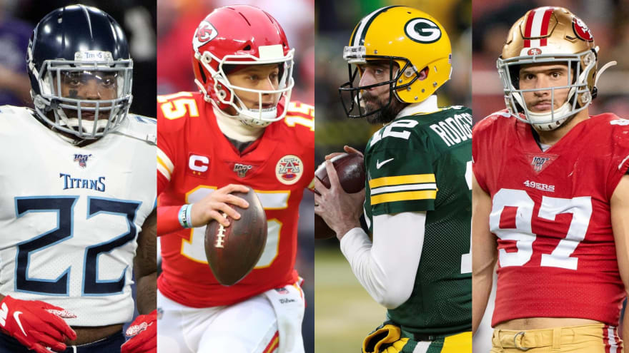 AFC, NFC title game intriguing matchups, QB intel reports, winners