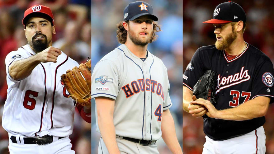 Predicting landing spots for the top 25 MLB free agents