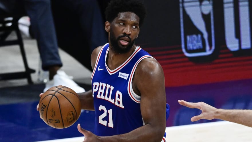 Doc Rivers issues warning about Joel Embiid's health