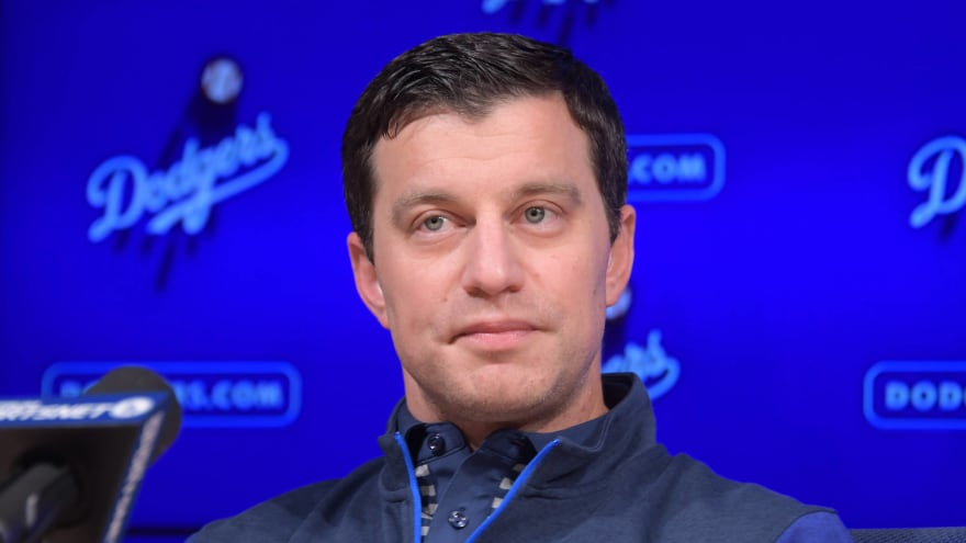 Dodgers president Andrew Friedman: We're not looking to trim payroll