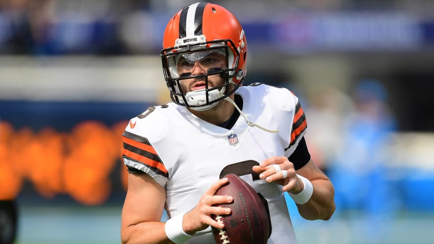 Baker Mayfield goes off on refs over pass-interference calls