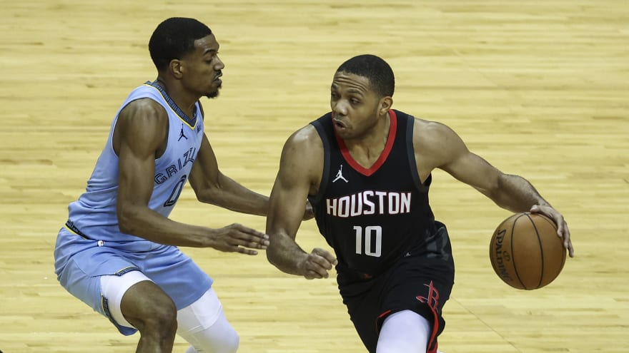 Eric Gordon expected to miss four to six weeks with groin strain