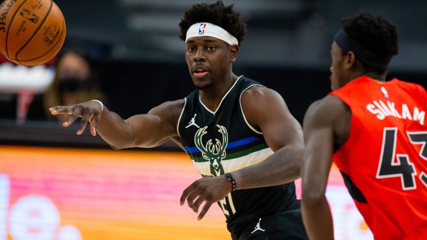 Bucks' Jrue Holiday likely to return Sunday vs. Clippers?