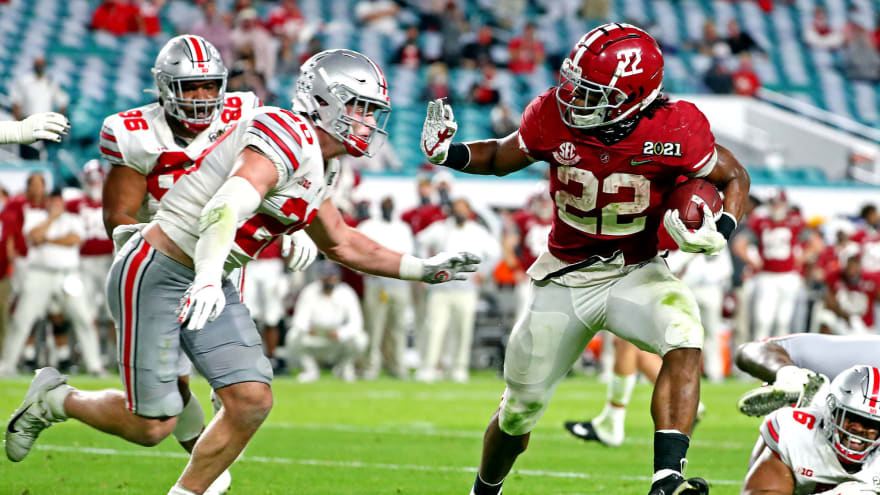 Dolphins doing extensive work on draft's top RBs