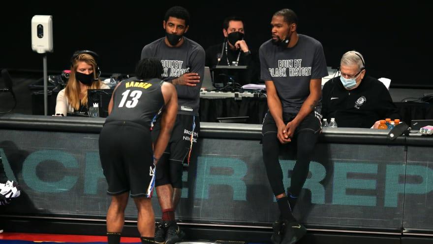 Brooklyn Nets open as 2022 NBA title favorites