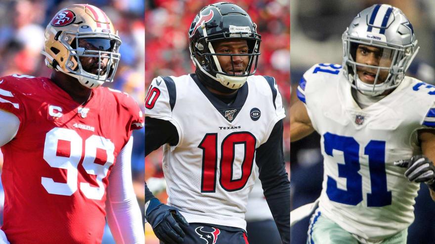 Grading major deals: Texans flunk with Hopkins trade; Colts, Dolphins, Bills shine