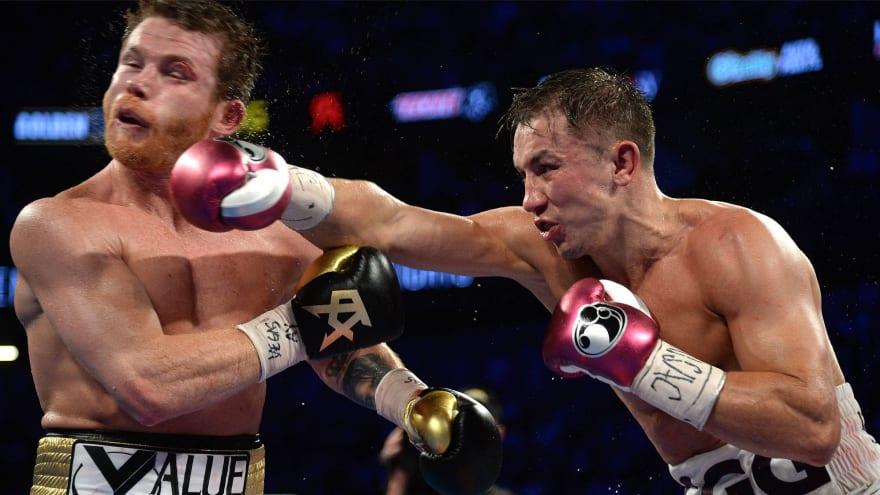Report: Third Canelo Alvarez-Gennady Golovkin fight to be postponed