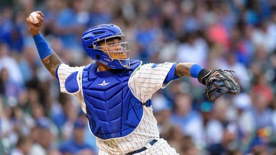 Astros reportedly interested in reacquiring Martin Maldonado