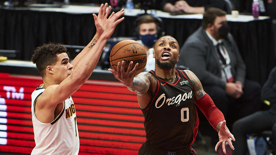 Damian Lillard to keep thoughts on future with Blazers in-house