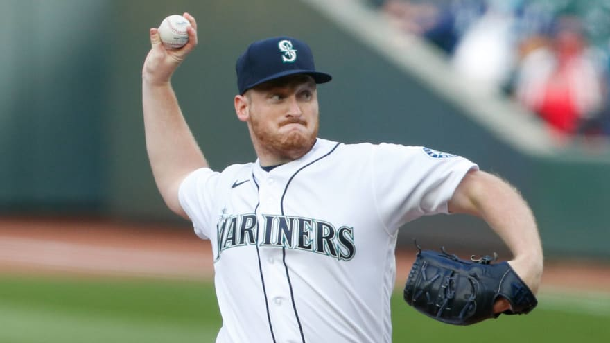 Mariners' Ljay Newsome could require Tommy John surgery