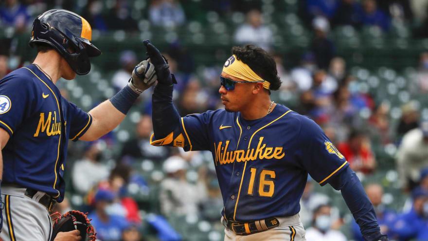 Brewers activate second baseman Kolten Wong from injured list