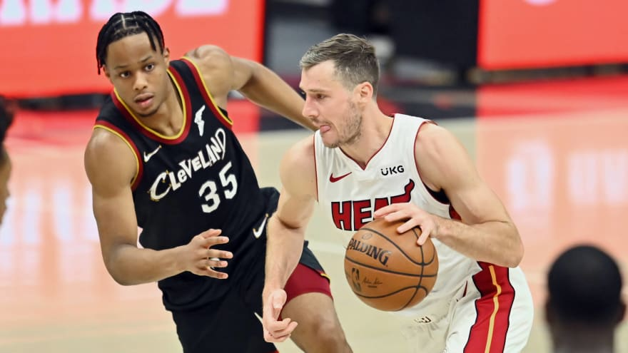 Heat pick up Goran Dragic's option as 'precursor' in trade for Kyle Lowry