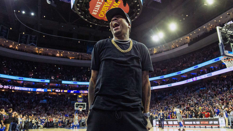 Former 76ers GM shares awesome Allen Iverson story