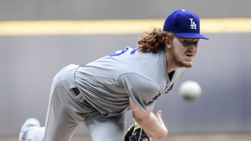 Dodgers' Dustin May to undergo Tommy John surgery, out for season