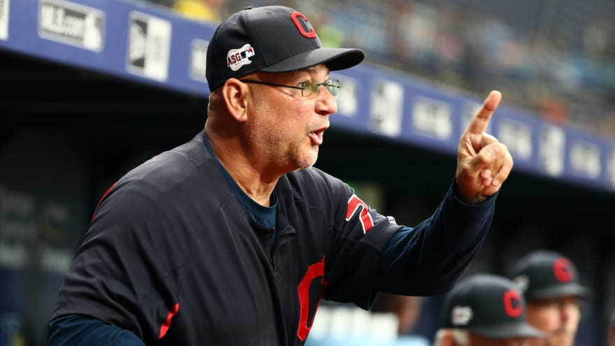 Terry Francona lashes out at racist abuse directed at Cleveland's Yu Chang
