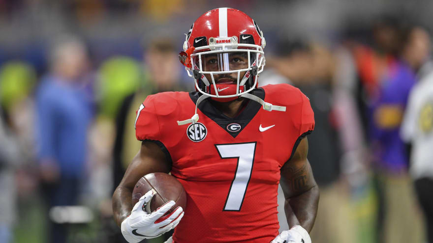 Father of D'Andre Swift says Georgia RB plans to return for senior season