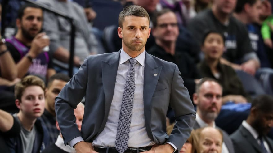 Timberwolves head coach Ryan Saunders opens up on the death of George Floyd