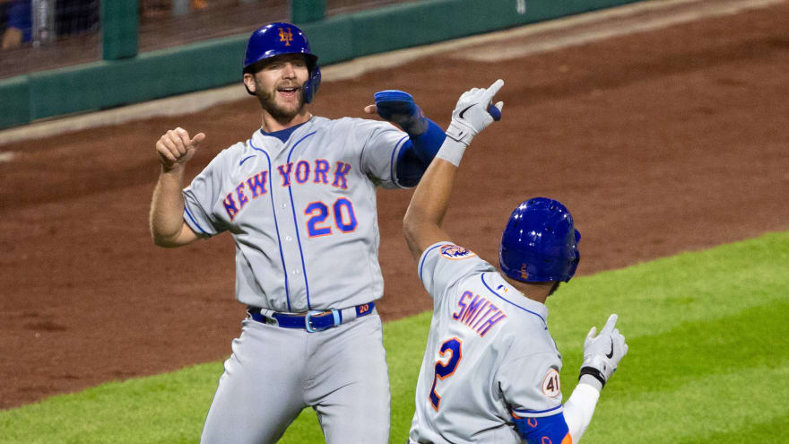 Mets' Alonso becomes fastest player in history with 70 HRs