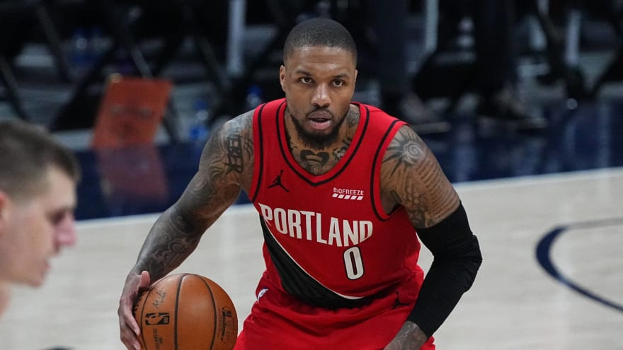 Damian Lillard sparks trade speculation with cryptic IG post