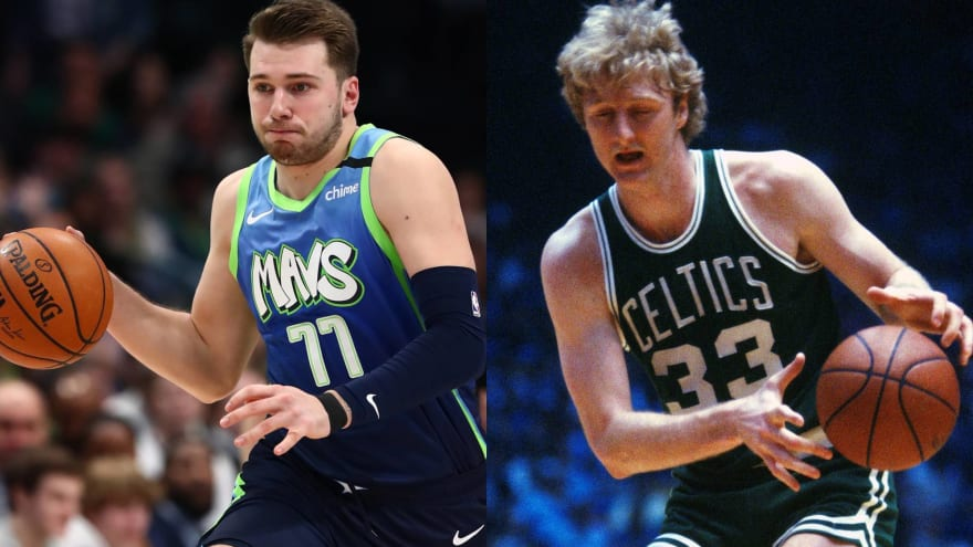Historical comparisons for young NBA stars