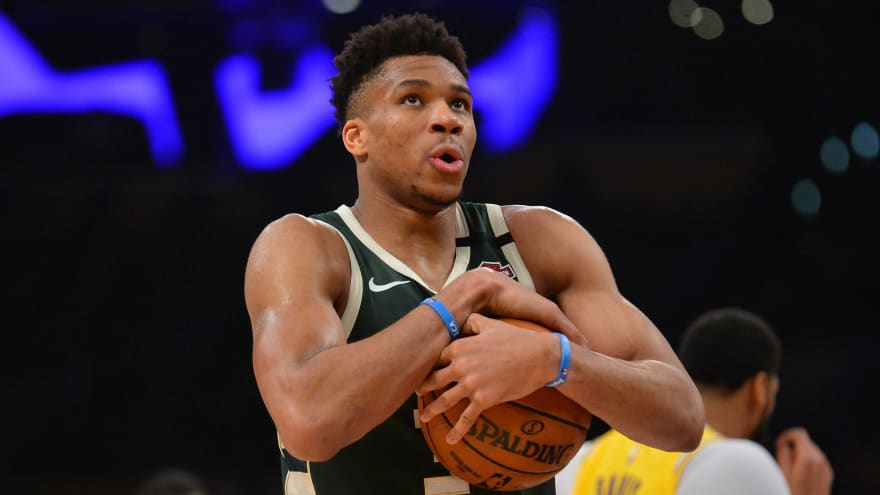 What could have been: Giannis Antetokounmpo's potential lost season