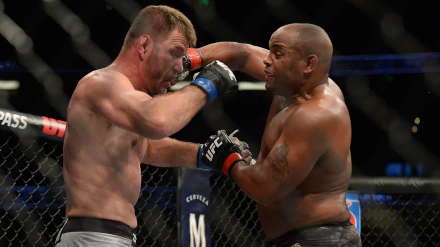 UFC boss Dana White: Stipe Miocic-Daniel Cormier III set for Aug. 15