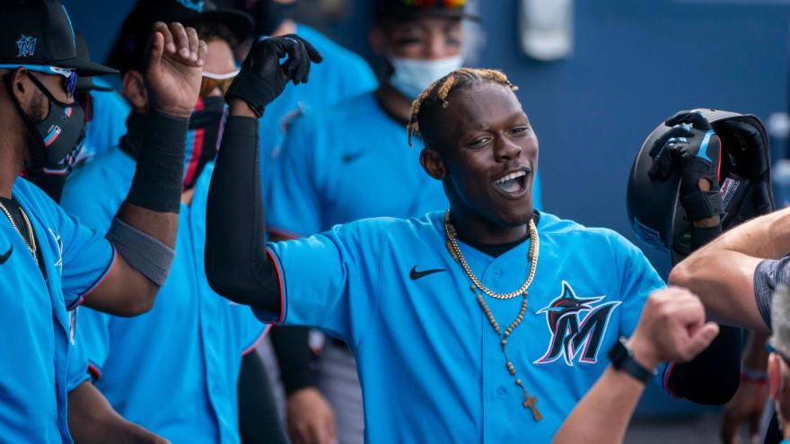 Jazz Chisholm to open season as Marlins second baseman