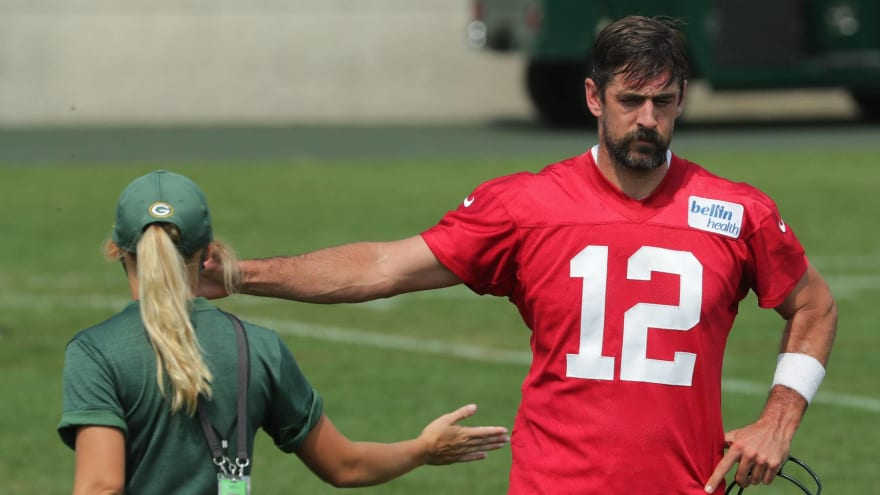 LaFleur unsure if Rodgers will attend mandatory minicamp