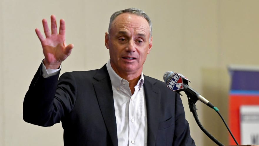 Manfred hopes to make expanded playoff format permanent