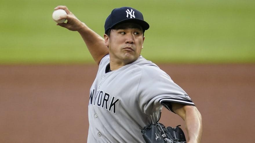 Two-time All-Star Masahiro Tanaka announces return to Japan