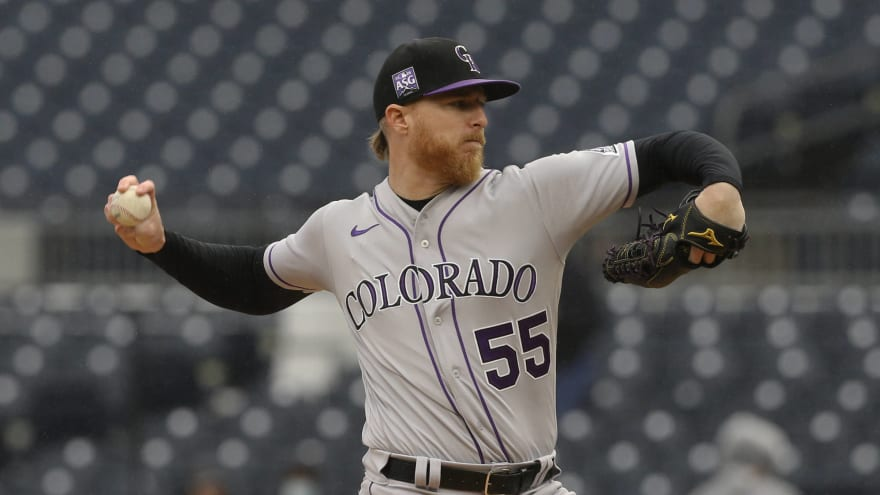 What should the Rockies do with Jon Gray?