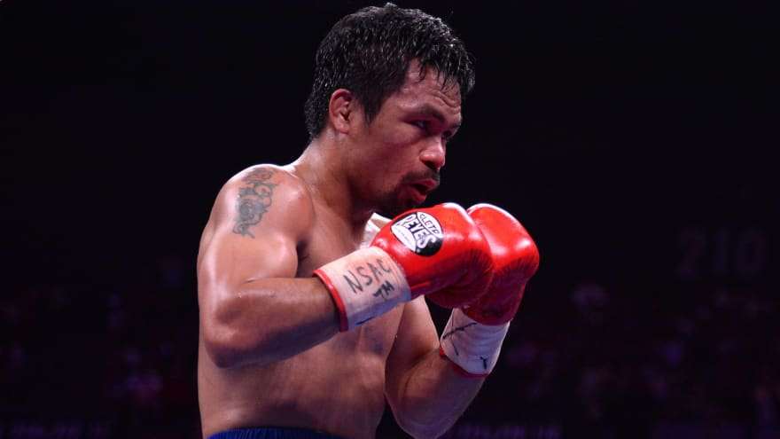 Manny Pacquiao expected to announce plans for retirement