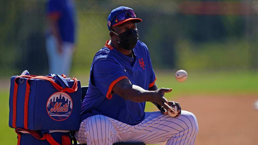 Mets fire hitting coaches Chili Davis, Tom Slater